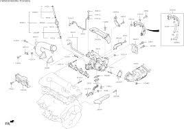 2014 kia forte exhaust manifold diagram 28285a11