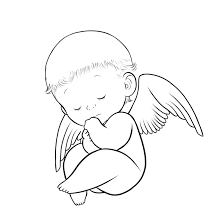 Small Picture Baby Angel Wings Clipart Clipart Kid In loving memory