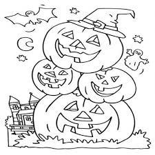 Coloriage Dessin Halloween Gratuit Imprimer Concernant Coloriage