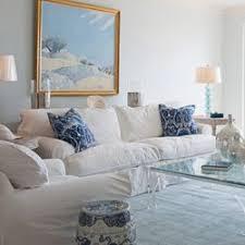 furniture for beach houses. Coastal Slipcovered Seating Furniture For Beach Houses T