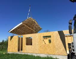 maisons à ossature bois à clermont