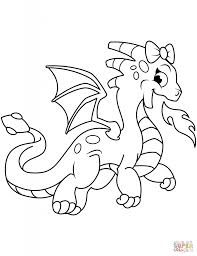 Coloring Pages Dragons Dragon Coloring Pages