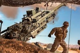Marine Artilery Marine Artillery Unit Fired 2 000 Rounds At Isis In Iraq Military Com