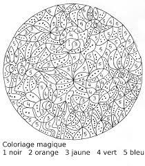 Coloriages Magique Adulte Adultes