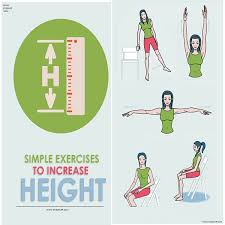 25 Simple Best Exercises To Increase Height Fast At Home
