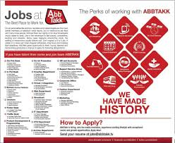 abb takk tv channel jobs