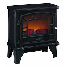 duraflame dfs 550 21 blk freestanding electric fireplace