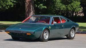 Ferrari dino 308 gt4 by bertone color sales brochure nice rare 1 of kind. 1975 Ferrari Dino 308 Gt4 F11 Monterey 2017