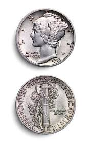 Dime Value Chart How Much Is A 1945 Dime Worth Avalonit Net
