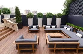 modern outdoor patio furniture ideas