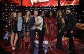 The Voice Itunes Charts And Rankings 2018 Season 14 Top 8