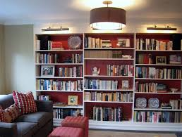 home library lighting.  Lighting Library Bookshelf Lighting Fixtures 15 Ideas With Home Lighting L