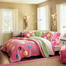 Peach Colored Bedroom Peach Curtains Girl Bedroom Color Ideas With White Hang Lamp With