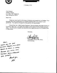 Cmdrs Appreciation Letter Adoptaplatoon