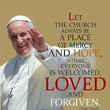St Francis Quotes Magnificent St Albert Catholic Church Words From Pope Francis