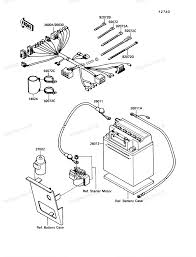 Kawasaki bayou 300 wiring diagram wire types electrical