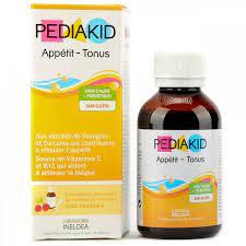 Vitamin hỗ trợ trẻ biếng ăn Pediakid Appetit Tonus 125ml cho bé từ 6 tháng  tuổi