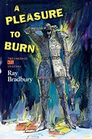 ray bradbury 9780062071026 amazon books a plere to burn barnes le educators fahrenheit 451 book cover match
