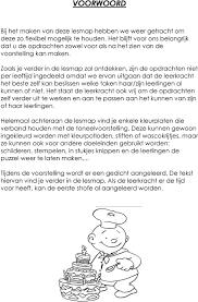 Werkmap Bakker Bol Een Toneelvoorstelling Voor Kleuters Eerste En
