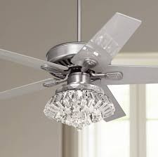living dazzling crystal chandelier ceiling fan 23 acrylic crystal chandelier ceiling fans