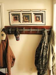 Strong Coat Rack Horseshoe Coat Rack We Welded The Horse Shoes On A Strong Piece Of 67