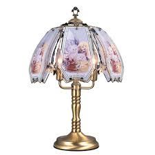 touch sensor desk lamps lamps the home depot