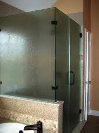 Bathroom Shower Doors Privacy Glass  Patterned Etched Opaque Shower Privacy
