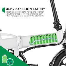 <b>FIIDO</b> D2S Folding EBike, 250W Aluminum <b>Electric Bicycle</b>