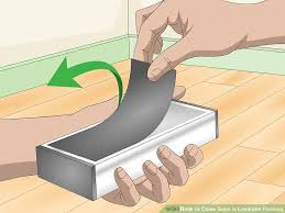 image titled close gaps in laminate flooring step 2