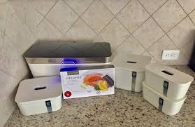 Food Storage Times Vacuvita Vacuum Food Storage System Review