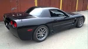My 2001 Corvette Z06 - YouTube