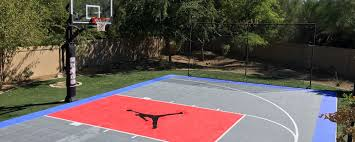 professional basketball court designer