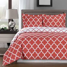 red twin xl sheets