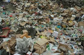 Проблема отходов Гринпис России