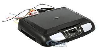 boss bv11 2mc bv112mc 11 2 flip down lcd tft overhead monitor product boss bv11 2mc