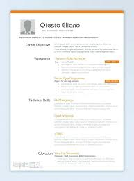 Mac Pages Resume Templates – Armni.co