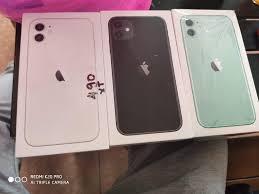 iphone 11 lock Mỹ new fullbox xanh trắng đen. - 14.990.000đ