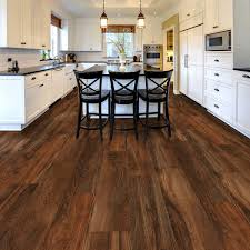 vinyl plank flooring kitchen with trafficmaster allure ultra wide 8 7 in x 47 6 red hickory and