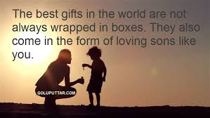 Beautiful Son Quotes Best of Son Are Best Gift From God Beautiful Son Sayings And Quotes Photos