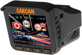 <b>Видеорегистратор CARCAM COMBO 5</b> Lite, черный