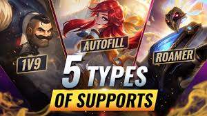 5 Types of <b>Support</b> Players You'll Meet in <b>League</b> of Legends