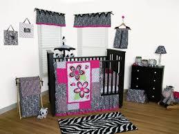Pink Zebra Bedroom Baby Nursery Fabulous Baby Nursery Room Design Ideas With Pink