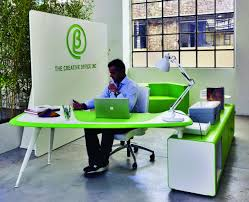 creative office layout. fine office office u0026 workspace green modern creative design featuring ivory  wall with spacious windows and to layout