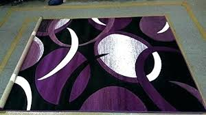 purple and black rug purple and black area rugs dark purple black white color abstract design