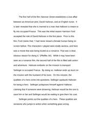 essay on blade runner script the decision to use the voice over  2 pages essay on hanover street script