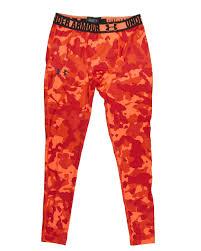 under armour leggings mens. men\u0027s under armour heatgear sonic compression leggings - blaze oran. mens