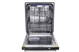 Stainless Steel Dishwasher Panel Kit Amazoncom Thorkitchen Hdw2401ss 24 Built In Dishwasher