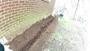 underground gutter drainage. Underground Downspout Drainage Ideas Runoff Gutter Drain Backyard Systems Pipe Repair