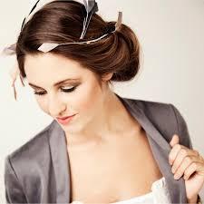 Accessoires Cheveux Plumes Mariage