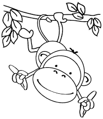 Surprising Easy Animal Coloring Pages Just Colorings Free Farm For